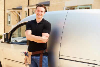 A tradesman with BIS Nationwide Insurance